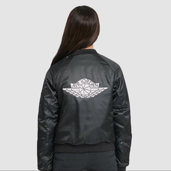 Nike Air Jordan Wings Ma Jacket Womens
